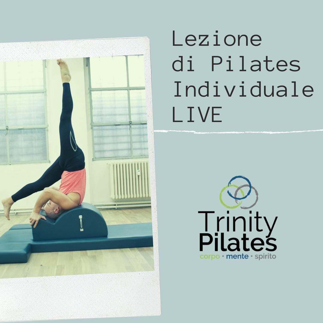 Acquista le lezioni di Pilates online